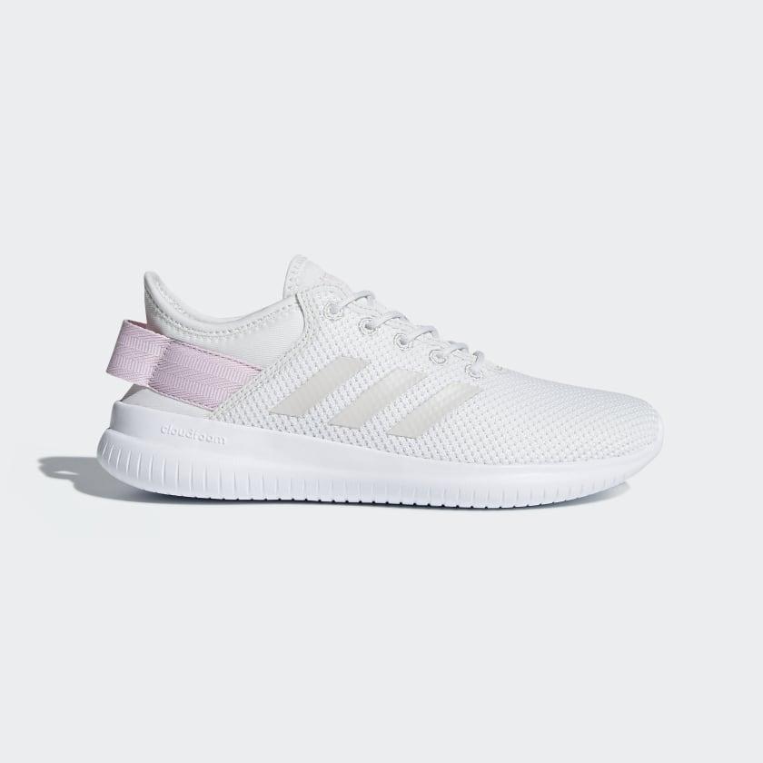 adidas Cloudfoam QT Flex Shoes - White | adidas US
