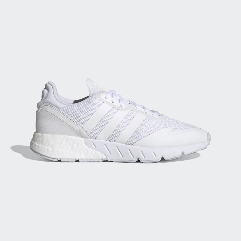 adidas ZX 1K Boost Shoes - White   adidas US