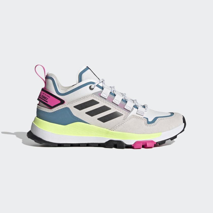 adidas Terrex Hikster Low Hiking Shoes - White | adidas US