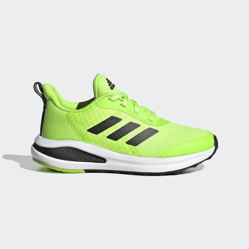 adidas FortaRun Running Shoes 2020 - Green   adidas US