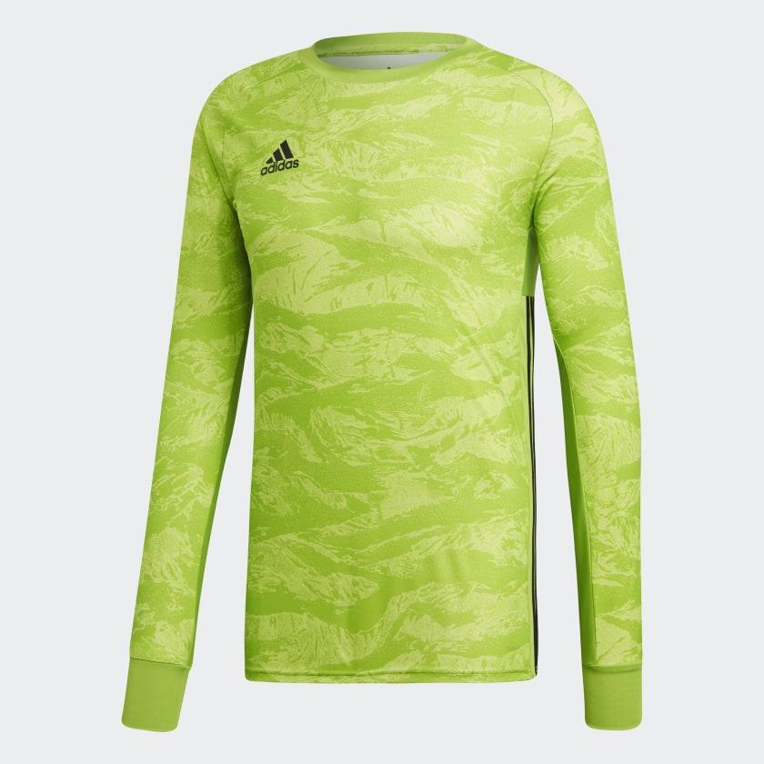 adidas AdiPro 18 Goalkeeper Jersey - Green | adidas Finland
