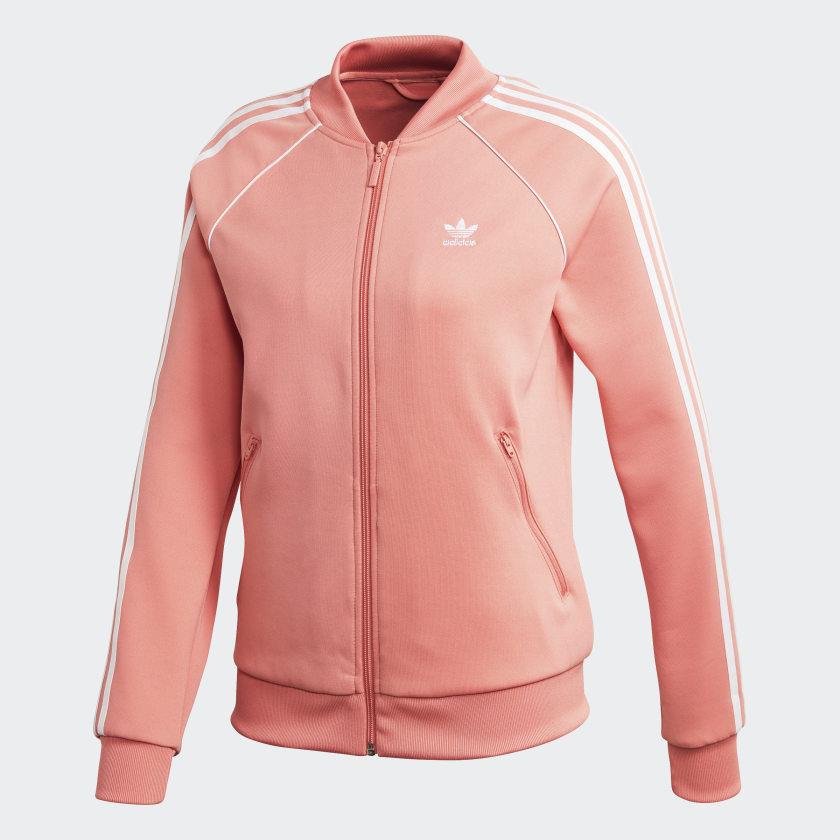 adidas SST Track Jacket - Pink | adidas US