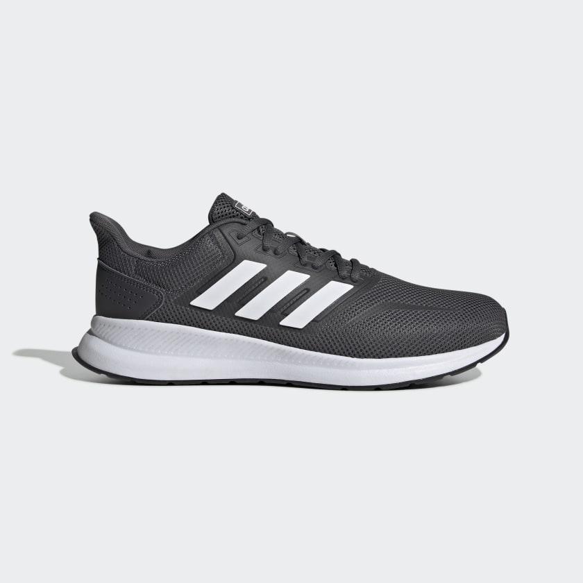adidas Runfalcon Wide Shoes - Grey