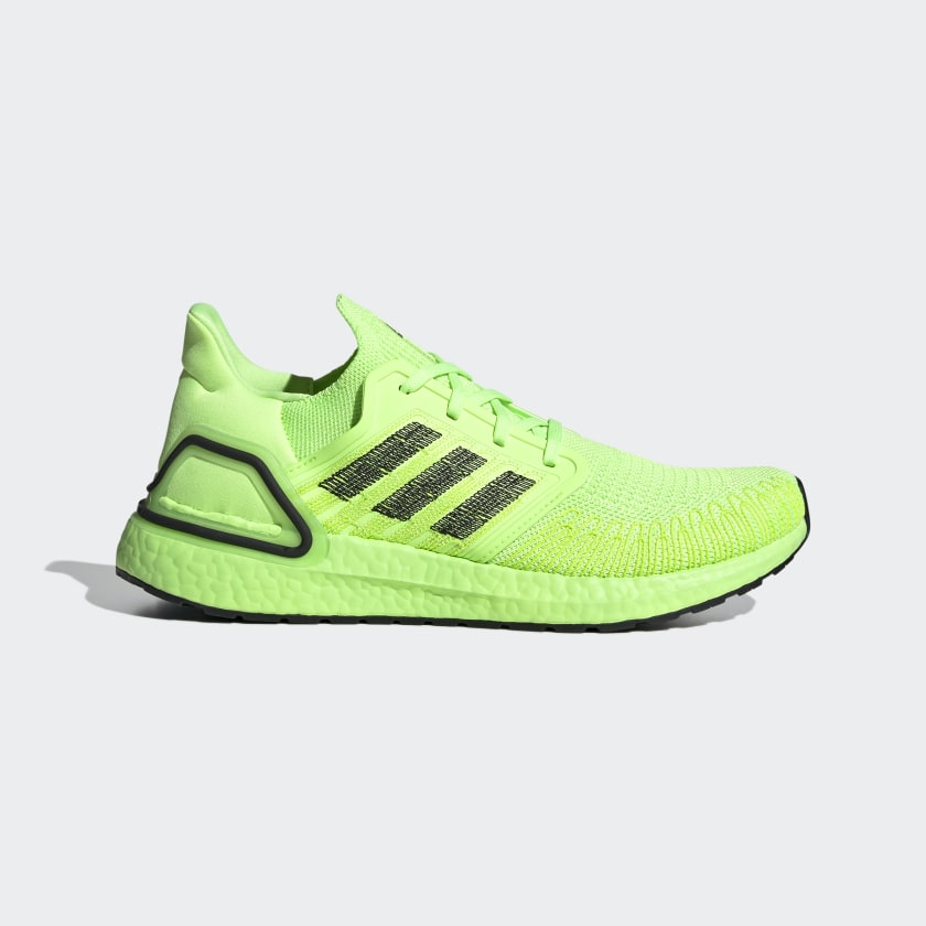 adidas Ultraboost 20 Shoes - Green