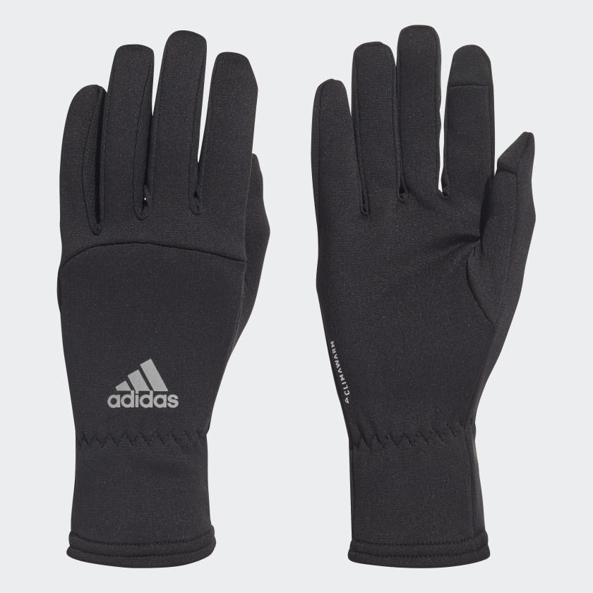 Menos pecado extremidades  adidas Climawarm Gloves - Black | adidas US