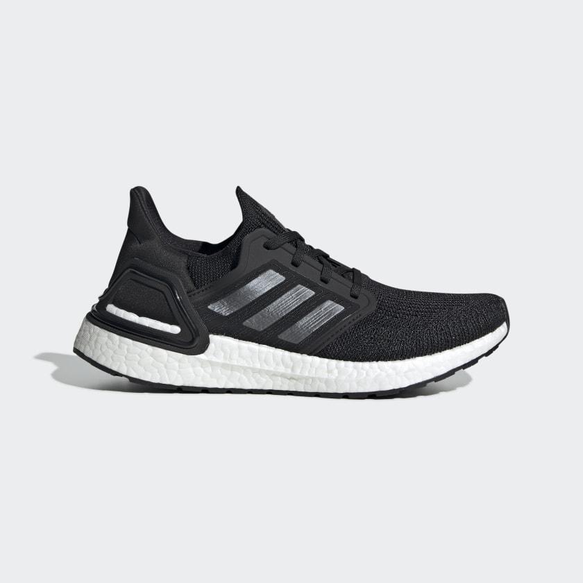 tonto Es mas que lucha  adidas Ultraboost 20 Shoes - Black | adidas Australia