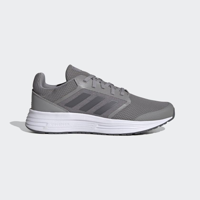 Adidas Galaxy 5 Schuhe Herren Laufschuhe Freizeit Sneaker Turnschuhe grey FW5714