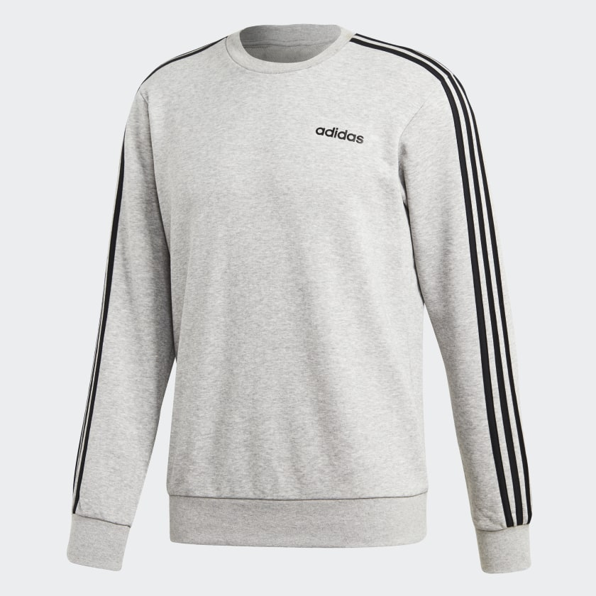 adidas Essentials 3 Stripes genser Blå | adidas Norway