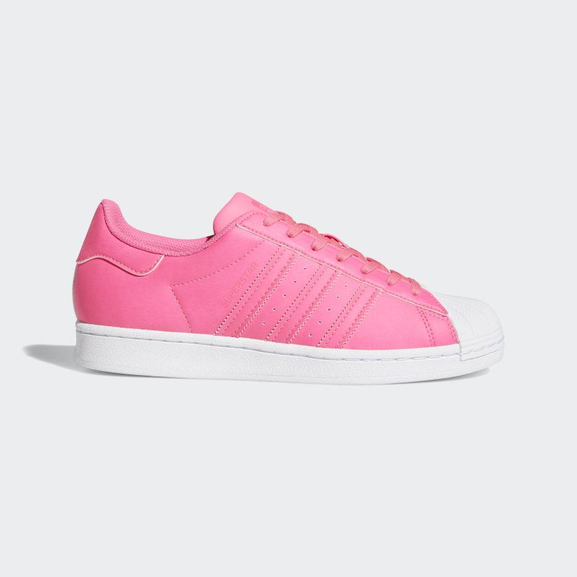 Desenmarañar Pez anémona tarde  adidas Superstar Shoes - Pink | adidas US