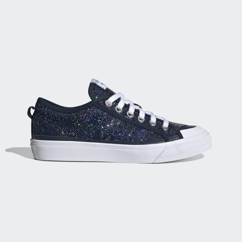 adidas Nizza Low Shoes - Blue | adidas