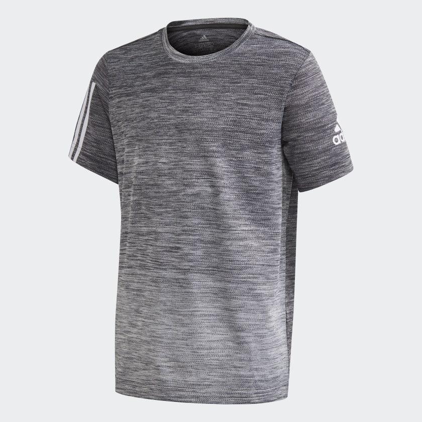 adidas Gradient T-Shirt - Black | adidas UK