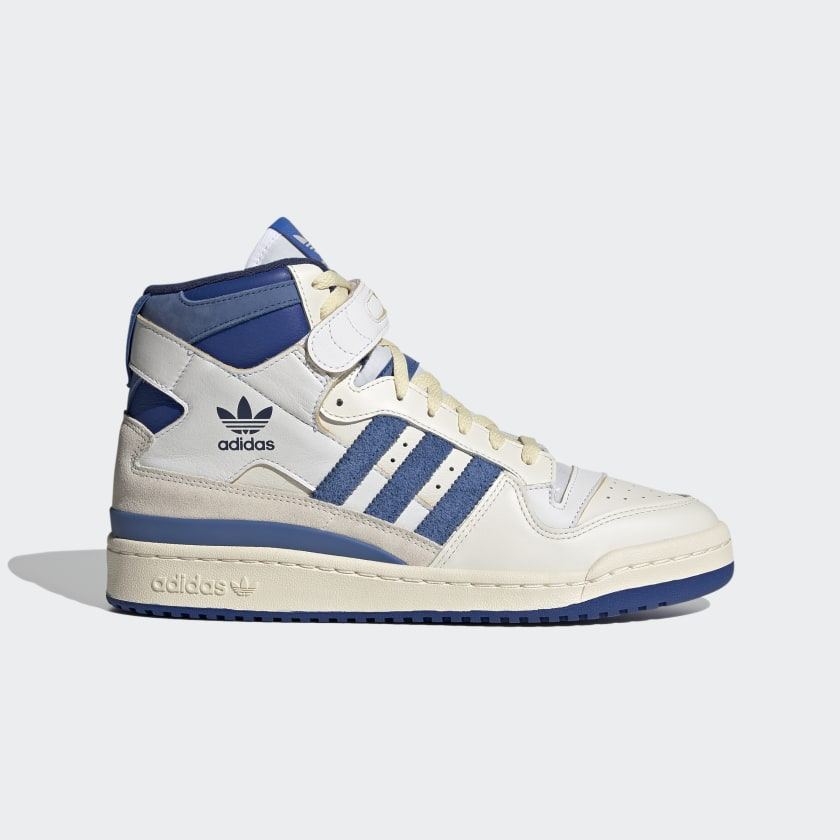 Silenciosamente Generosidad Estimar  adidas OG Forum 84 Shoes - White | adidas US