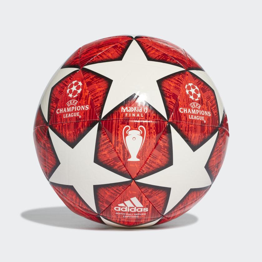 Fácil de suceder Musgo Inútil  adidas UCL Finale Madrid Capitano Ball - White | adidas US