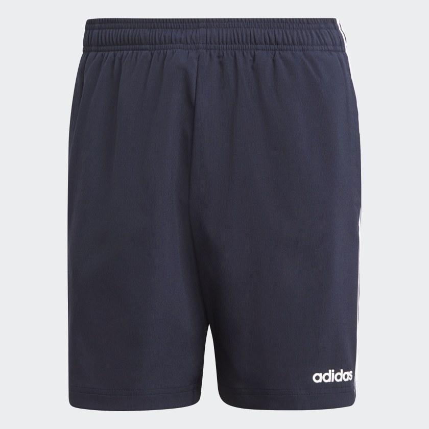 adidas Essentials 3-Stripes Chelsea Short 7 inch - Blauw | adidas Officiële  Shop