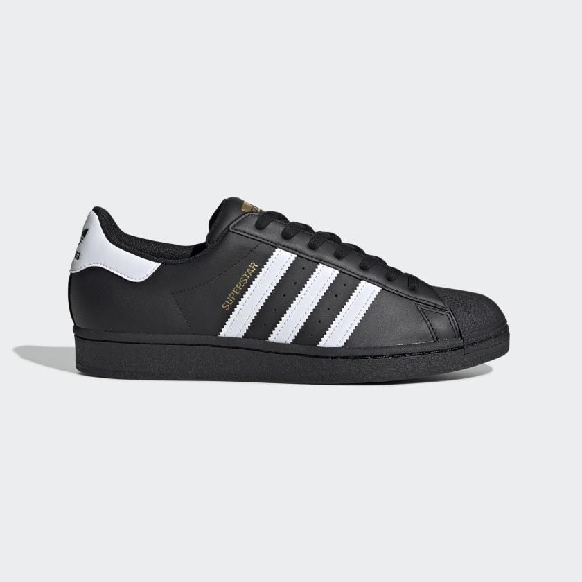 adidas Superstar Shoes - Black | adidas US