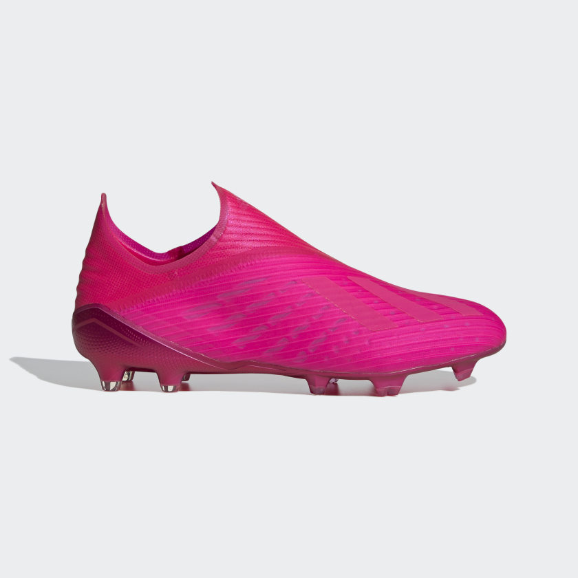 adidas X 19+ Firm Ground Cleats - Pink