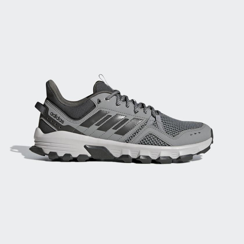 adidas Rockadia Trail Shoes - Grey