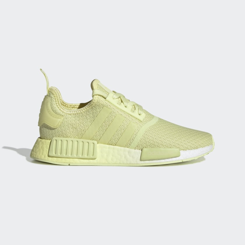 Women's NMD R1 Yellow Shoes   adidas US
