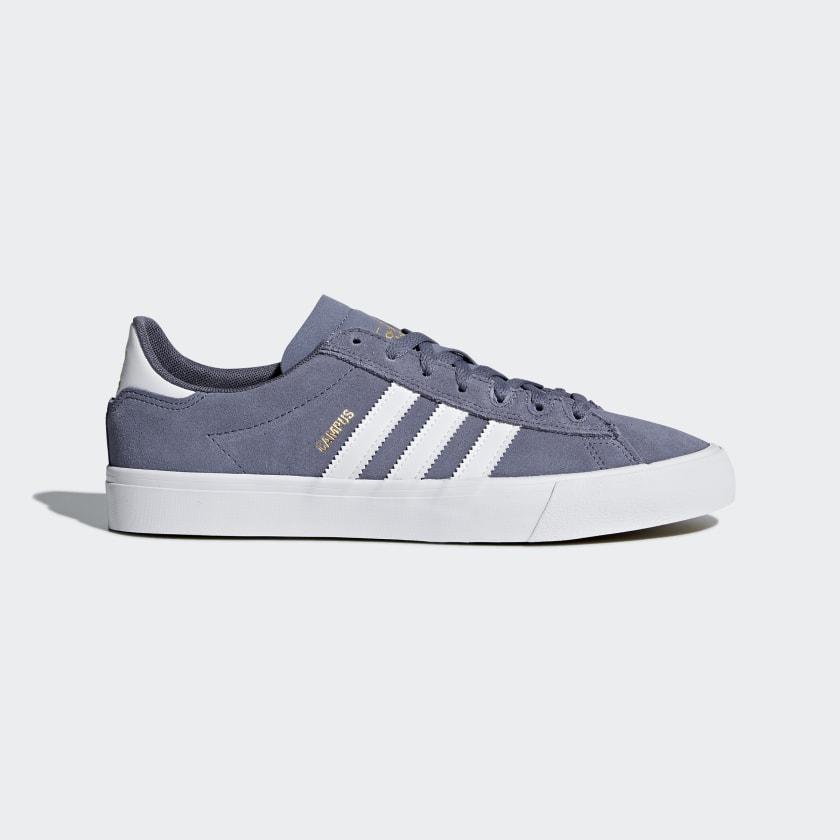 adidas Campus Vulc II Shoes - Blue