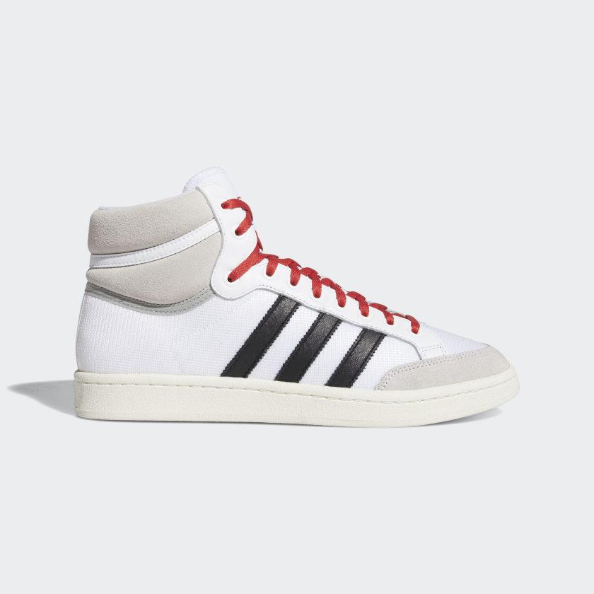 adidas Americana Hi Shoes - White