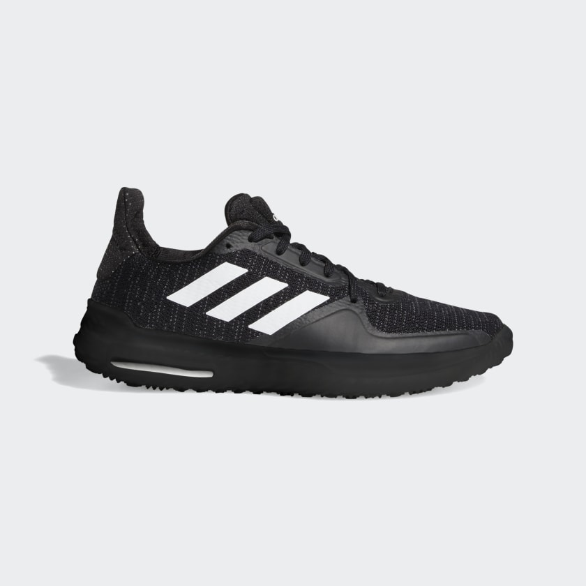 adidas FitBoost Trainers - Black