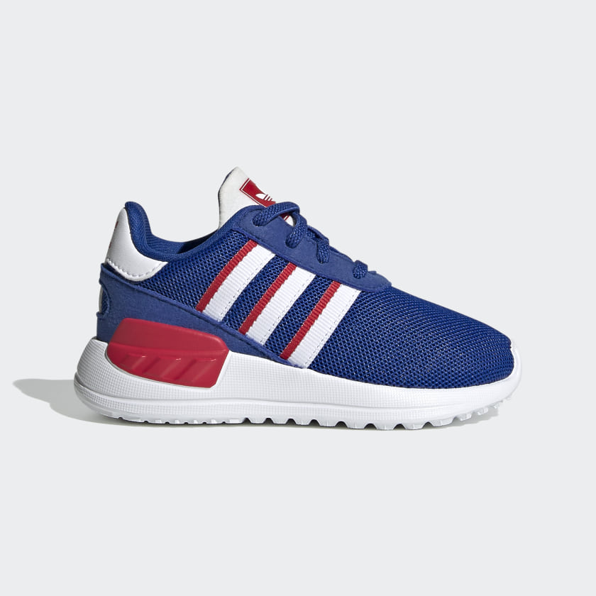 tienda idioma Disponible  adidas LA Trainer Lite Shoes - Blue | adidas US