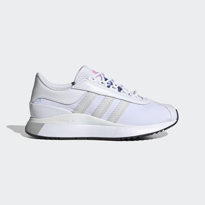 adidas sko hvite