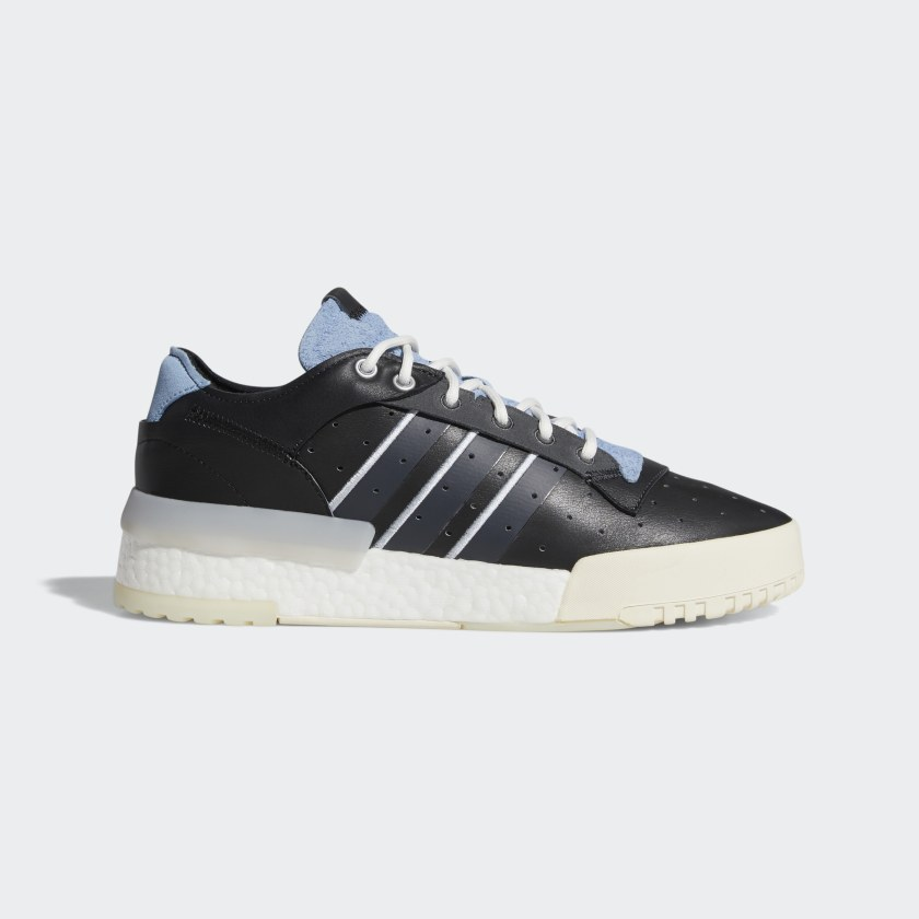 adidas Rivalry RM Low Shoes - Black