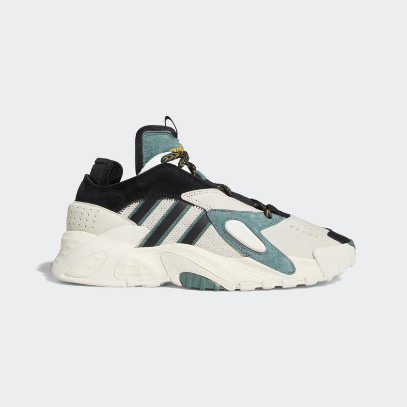 adidas Streetball Shoes - White