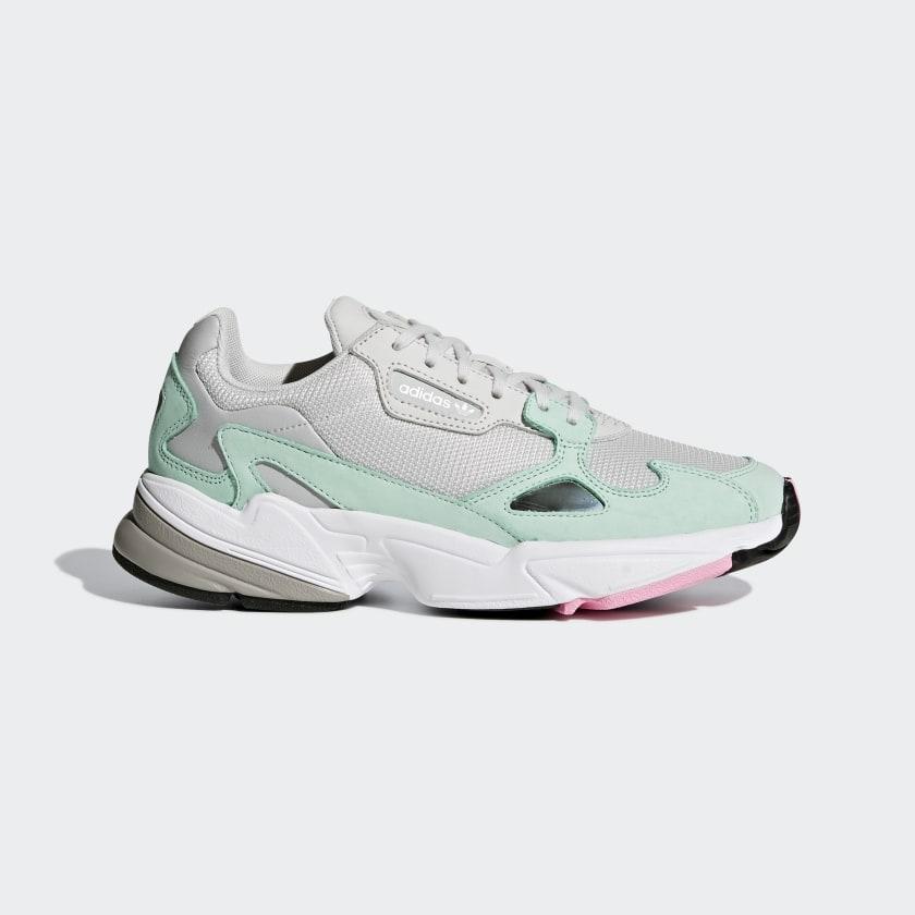 adidas Falcon Shoes - Grey | adidas US