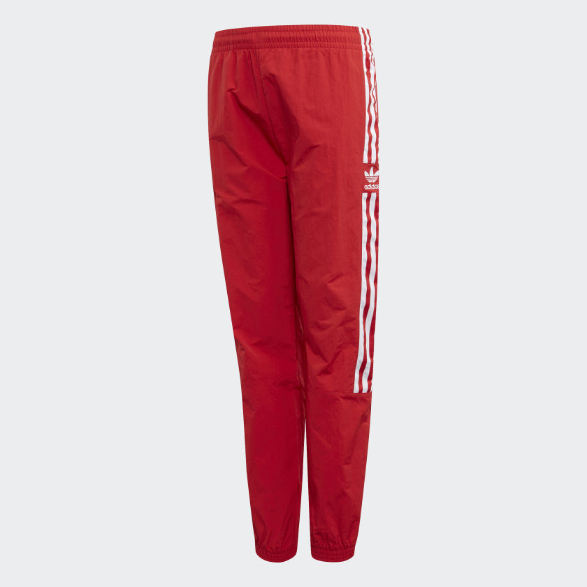 Icon Red Aspire Wear Joggers Pro-Fit Tech Tracksuit Bottoms