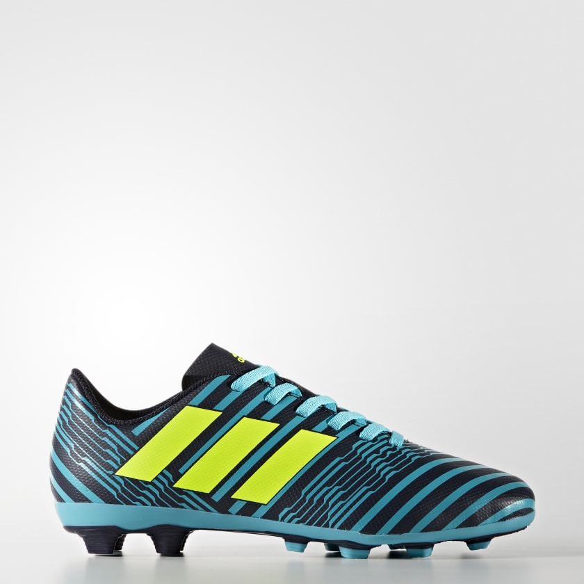 toca el piano Melancólico mantener  adidas Nemeziz 17.4 Flexible Ground Cleats - Blue | adidas US