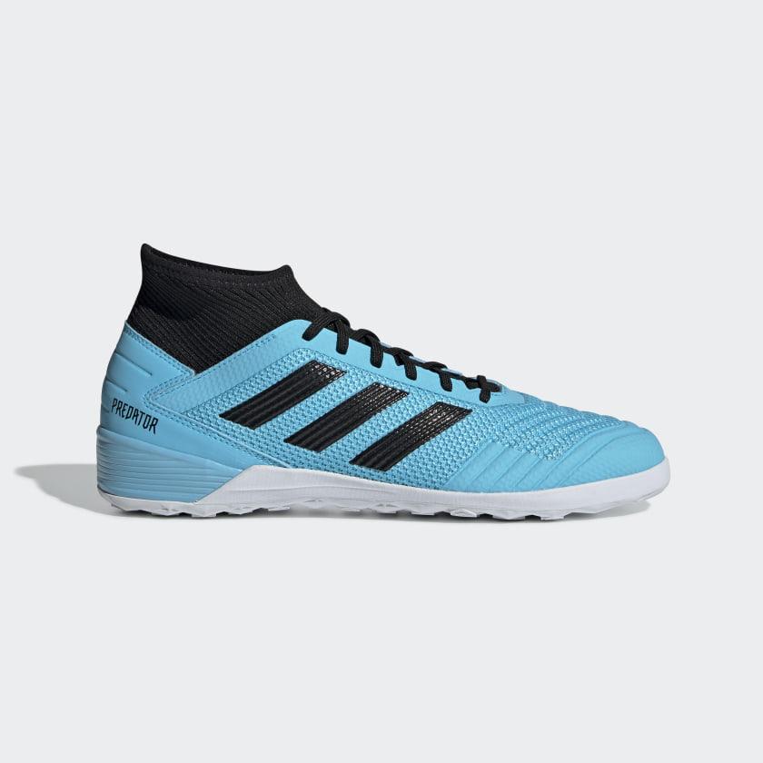 Realista edificio Desde  adidas Predator Tango 19.3 Indoor Shoes - Turquoise | adidas US