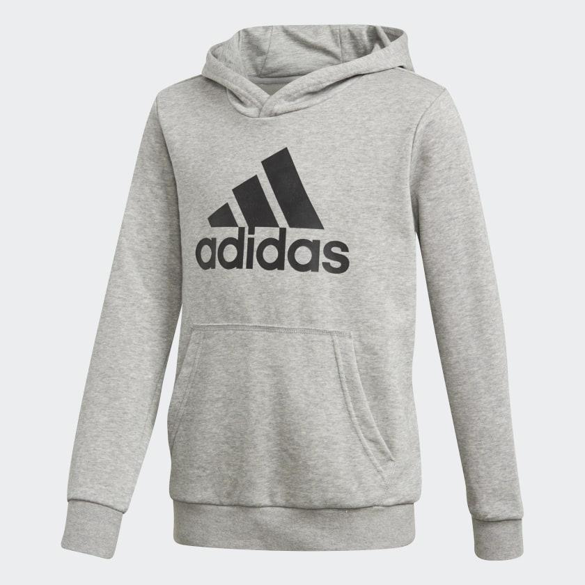adidas Essentials Logo Hoody Herren Schwarz online kaufen