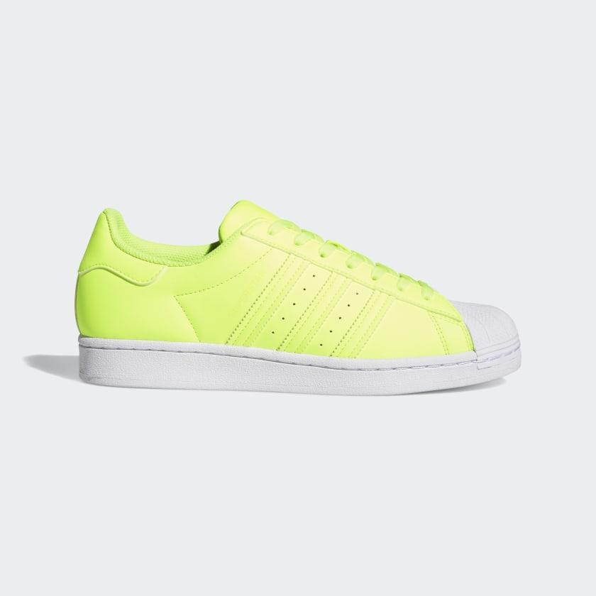 fattore nel caso maglione  adidas Superstar Shoes - Yellow | adidas US