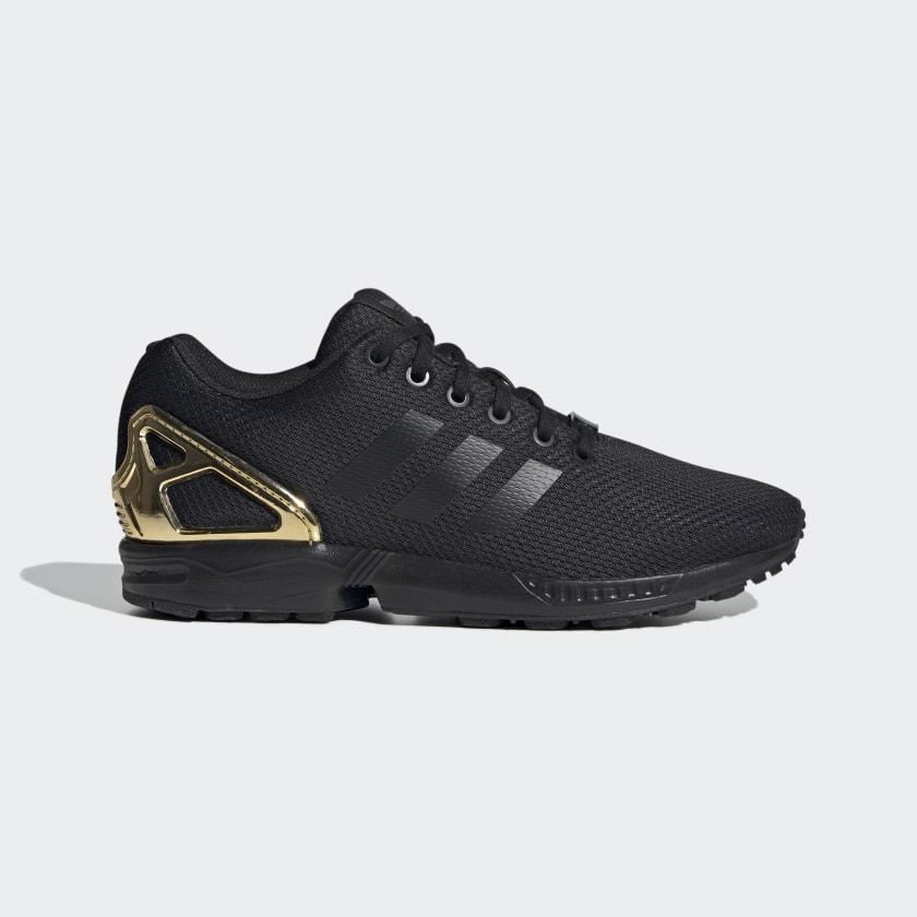 castigo Asentar Lobo con piel de cordero  adidas ZX Flux Shoes - Black | adidas Australia