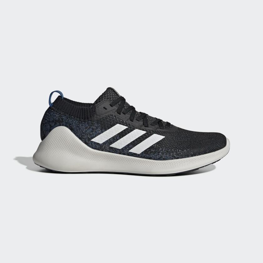 adidas PureBOUNCE + m - Black   adidas US