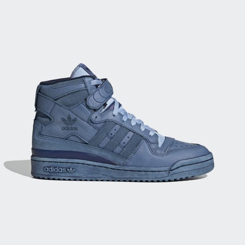 Adidas Og Forum 84 Shoes Niebieski Adidas Poland