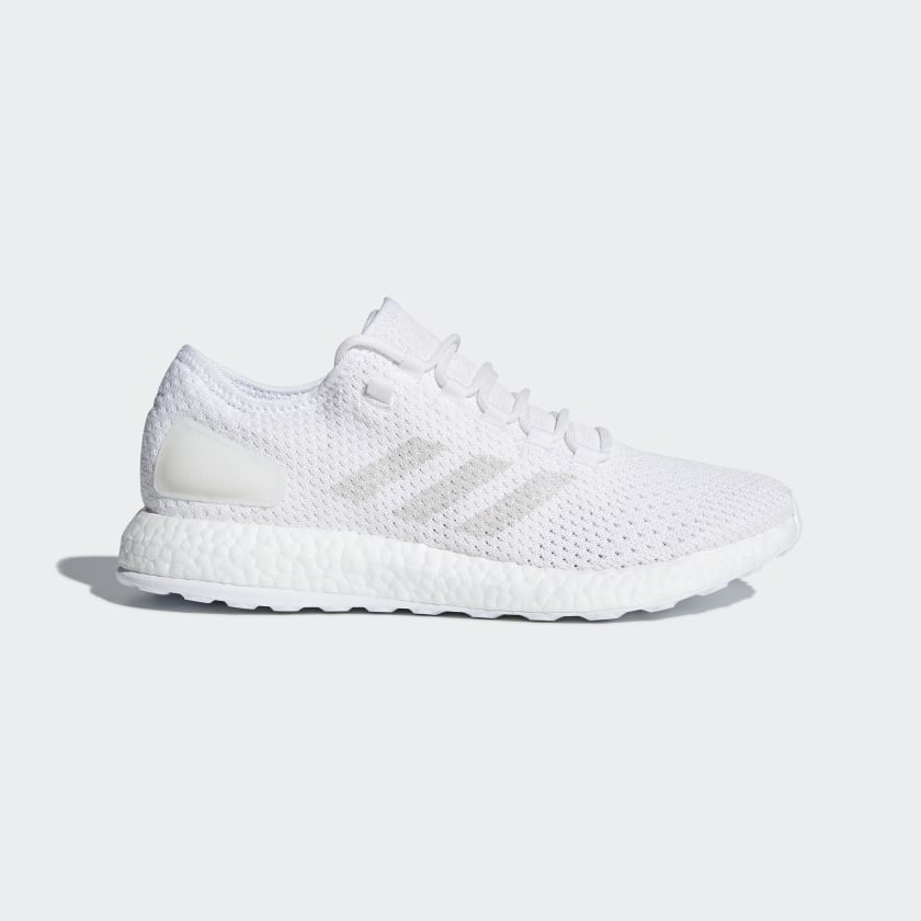 adidas Pureboost Clima Shoes - White