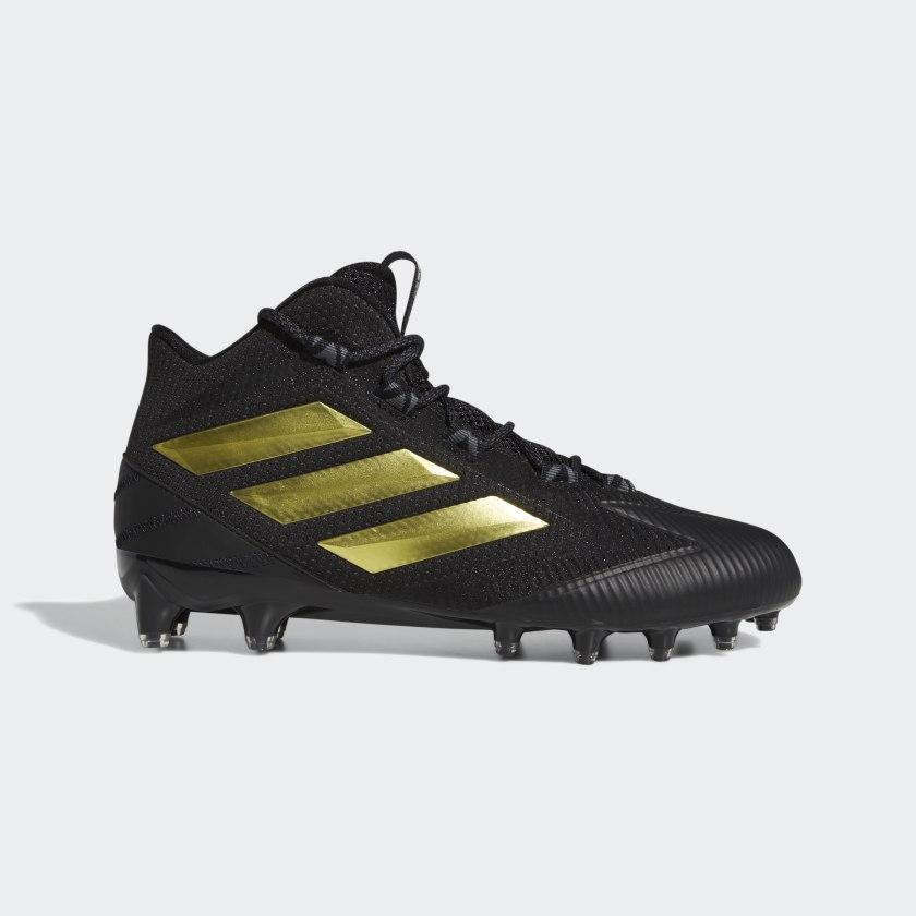 adidas Freak Carbon Mid Cleats - Black | adidas US