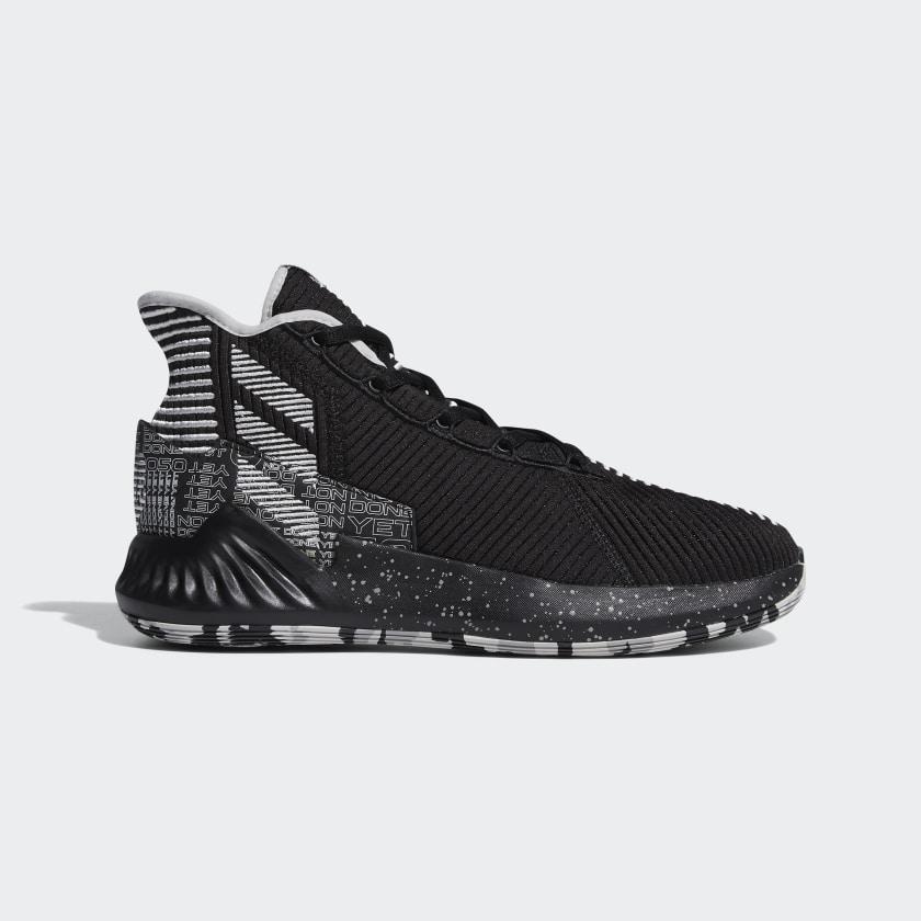 adidas D Rose 9 Shoes - Black | adidas US