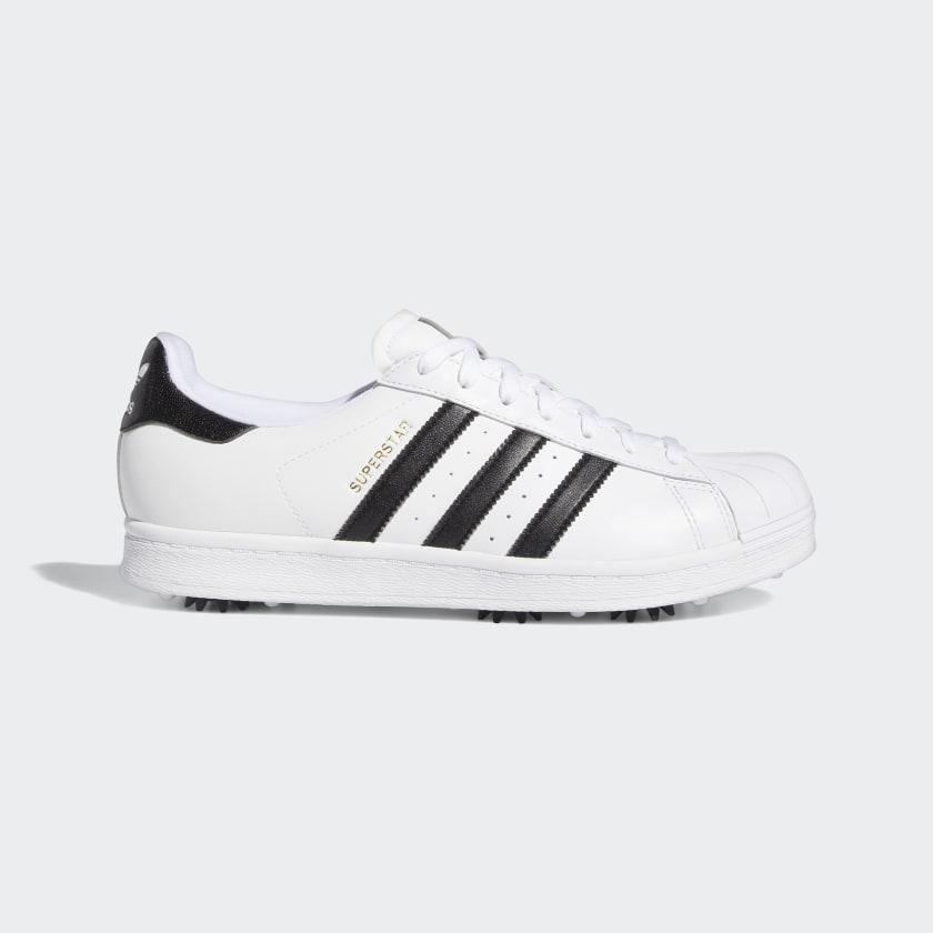 adidas Golf Superstar Spiked Shoes