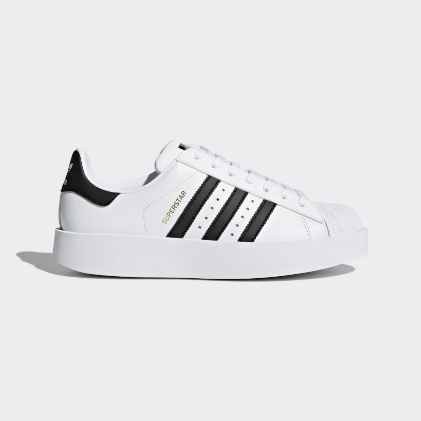 adidas Superstar Bold Platform Shoes