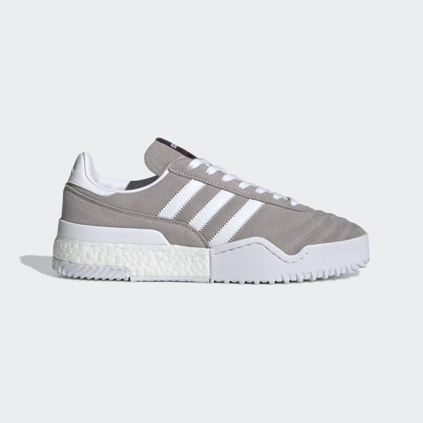 Abigarrado dieta Noreste  adidas Originals by AW B-Ball Soccer Shoes - Grey | adidas Turkey