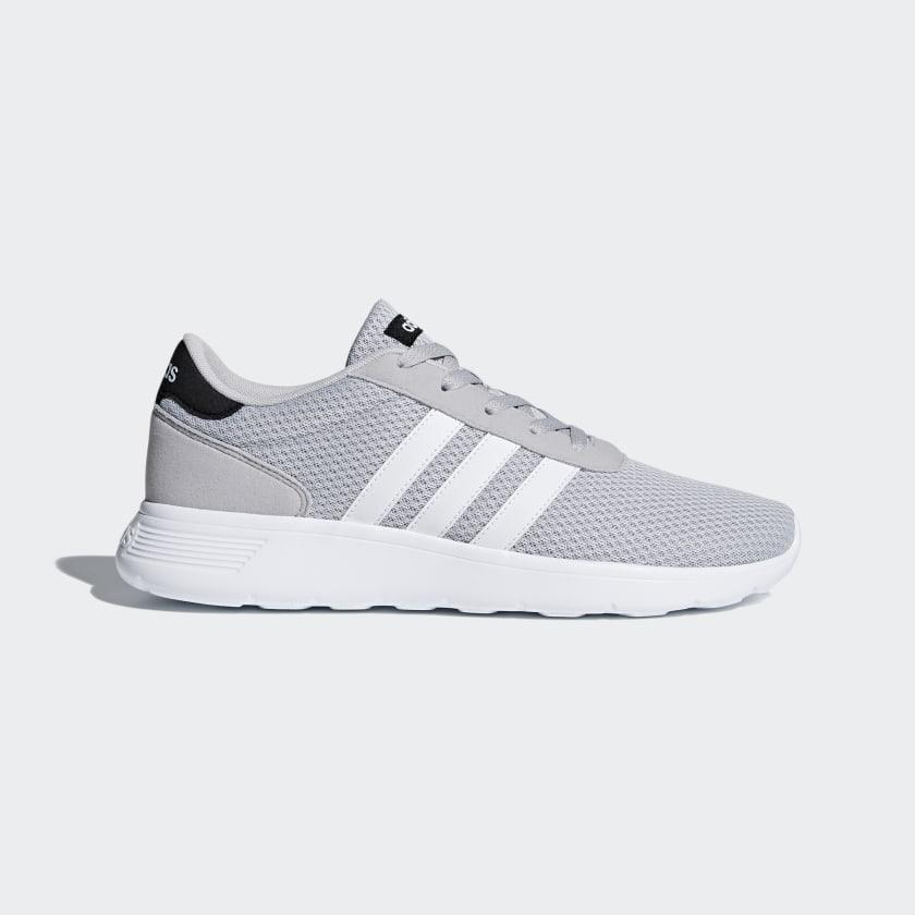 adidas Lite Racer Shoes - Grey | adidas US