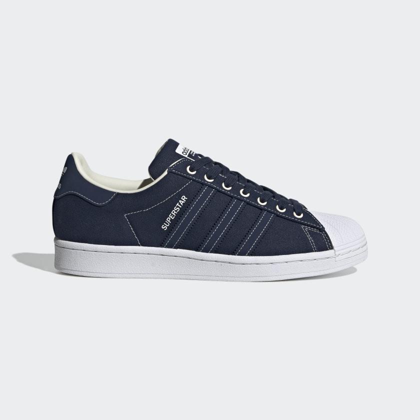 adidas Кроссовки Superstar - синий