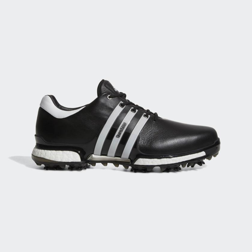 adidas Tour 360 Boost 2.0 Shoes - Black