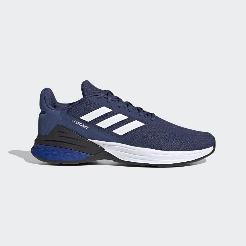 adidas Response SR Shoes - Blue   adidas US
