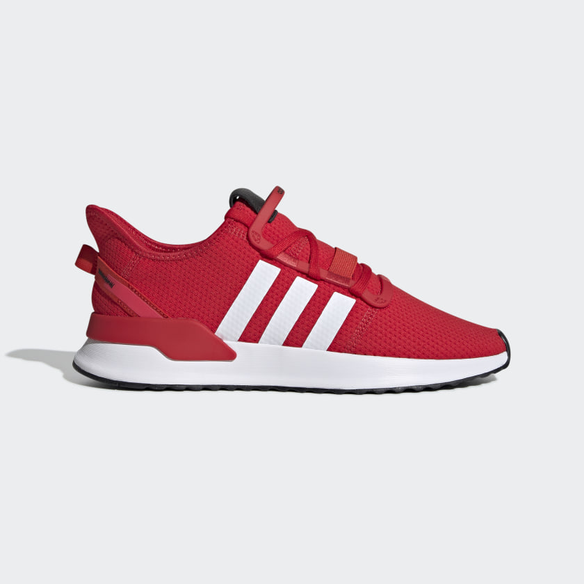 adidas U_Path Run Shoes - Red | adidas US