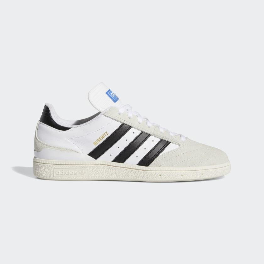 adidas Busenitz Shoes - White   adidas